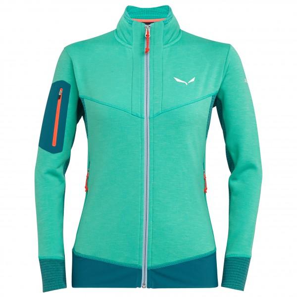 Salewa - Women's Ortles Stretch Hybrid Jacket - Fleecejakke