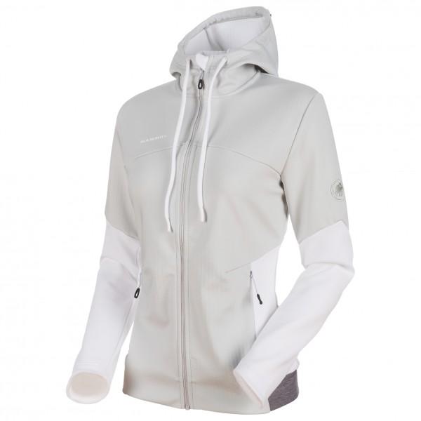 Mammut - Women's Alnasca ML Hooded Jacket - Fleecejacke