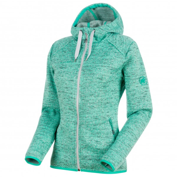 Mammut - Women's Chamuera ML Hooded Jacket - Fleecejack