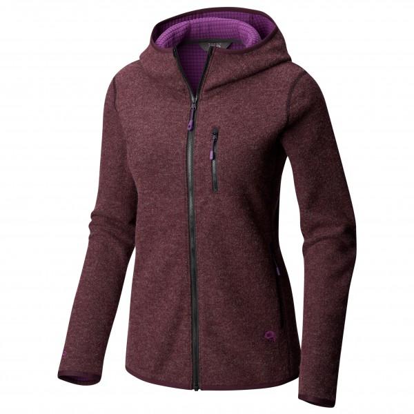 Mountain Hardwear - Women's Hatcher Full Zip Hoody - Wollen jack