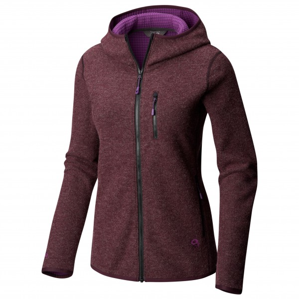 Mountain Hardwear - Women's Hatcher Full Zip Hoody - Yllejacka