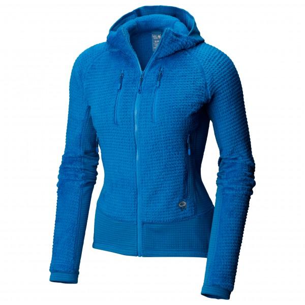 Mountain Hardwear - Women's Monkey Woman Grid Hooded Jacket