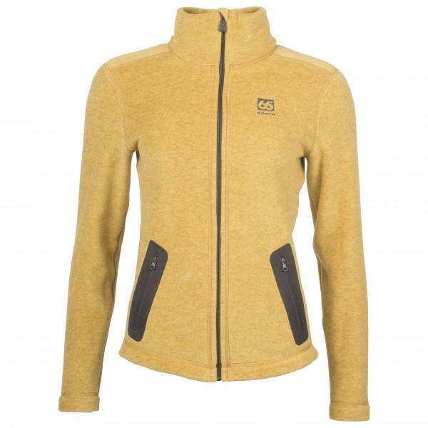 66 North - Women's Esja Jacket - Fleecejakke