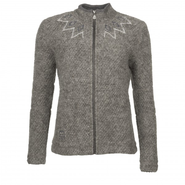 66 North - Women's Kaldi Gore Windstopper Sweater Special - Giacca di lana