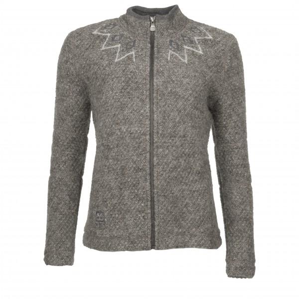 66 North - Women's Kaldi Gore Windstopper Sweater Special - Uldjakke