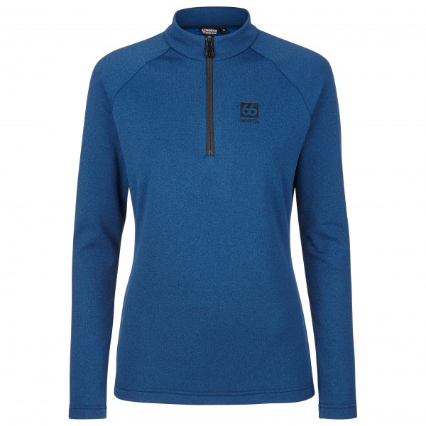 66 North - Women's Sandvik Half Zip - Fleecetrui