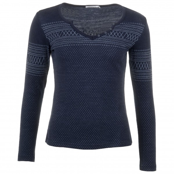 We Norwegians - Setesdal Top Women - Merino jumper