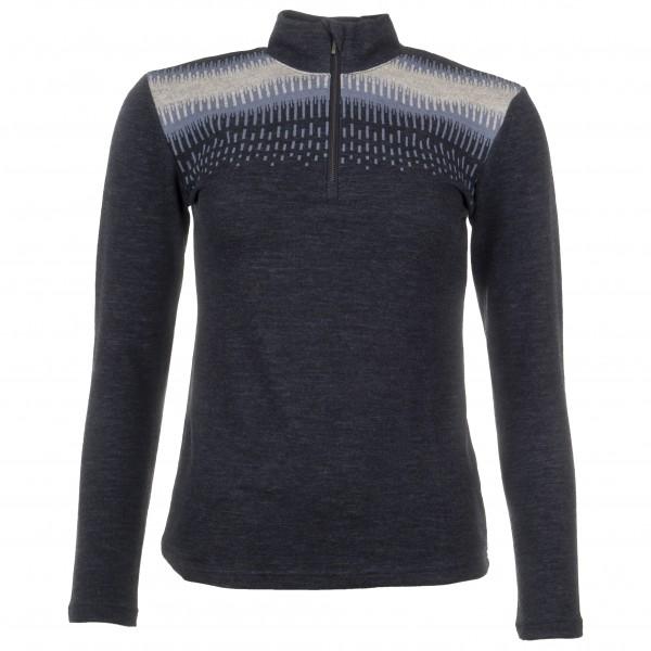 We Norwegians - Suldal 1/2-Zip Women - Merino sweatere