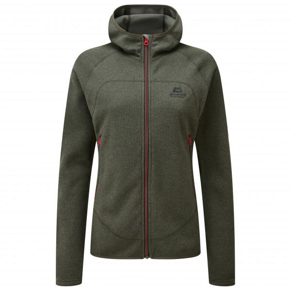 Mountain Equipment - Women's Kore Hooded Jacket - Fleecetakki