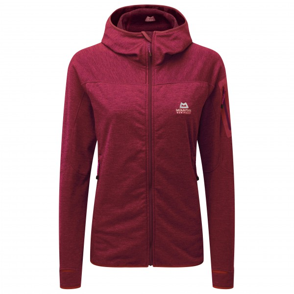 Mountain Equipment - Women's Pivot Hooded Jacket - Fleecejacke