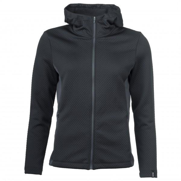 Colmar Active - Women's Full Zip Jacquard Fleece Hoodie - Fleecevest