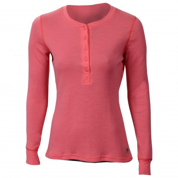 Aclima - Women's Warmwool Granddad Shirt - Merino jumper
