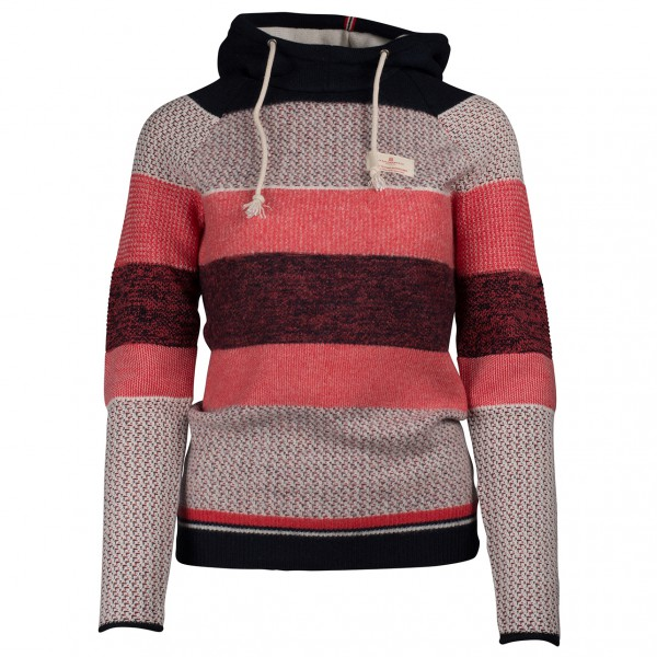 Amundsen Sports - Women's Boiled Hoodie Nomado - Merinogensere