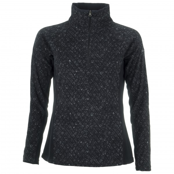 Columbia - Women's Glacial IV Print 1/2 Zip - Fleecesweatere