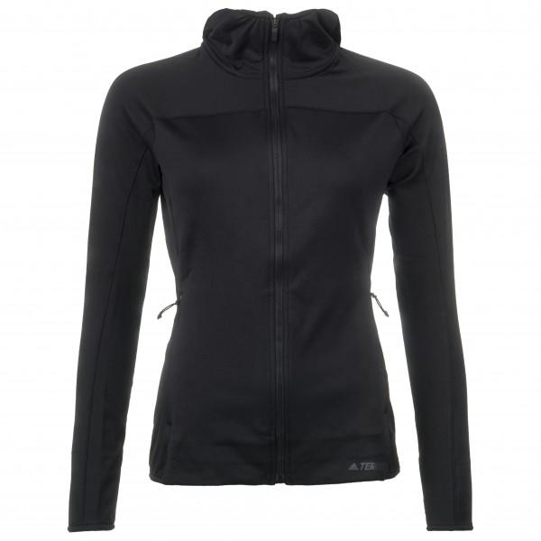 adidas - Women's Tracerocker Hooded Fleece Jacket - Fleecejack