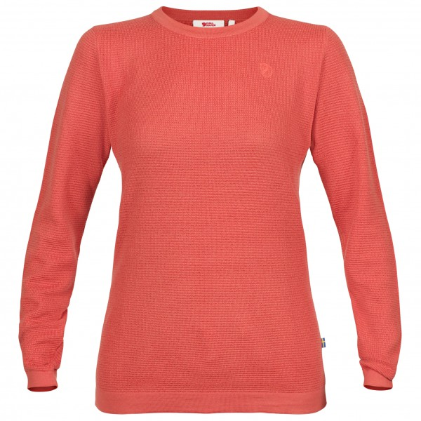 Fjällräven - Women's High Coast Merino Sweater - Merino sweatere