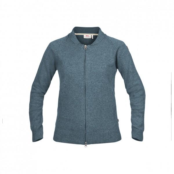 Fjällräven - Women's Övik Re-Wool Zip Jacket - Wool jacket