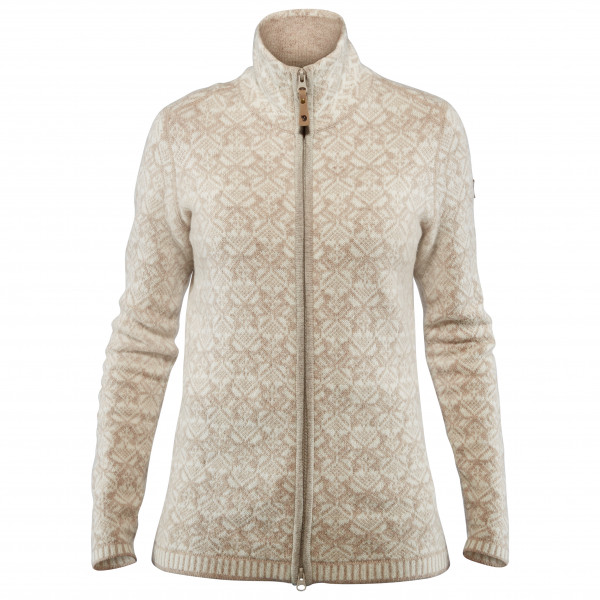Fjällräven - Women's Snow Cardigan - Wool jacket