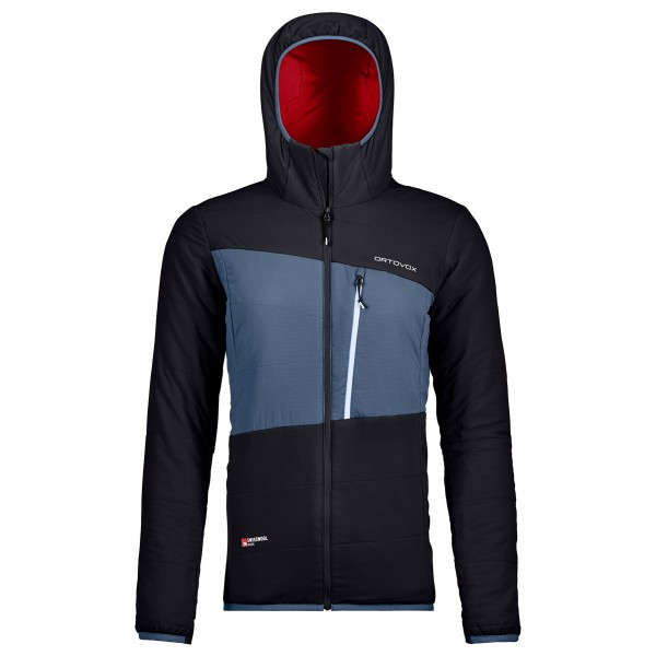 Ortovox - Women's Swisswool Zebru Jacket - Villatakki