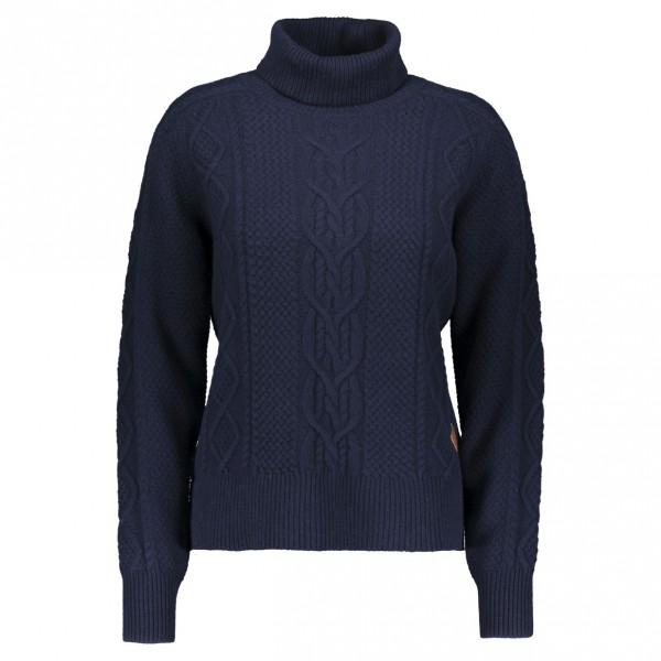 Powderhorn - Women's Cable Knit Sweater - Merinotrui