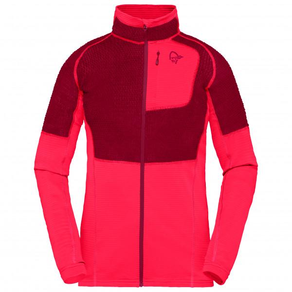 Norrøna - Women's Lyngen Alpha90 Raw Jacket - Fleece jacket