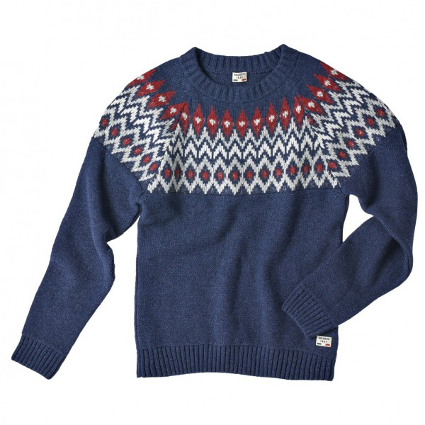 Dolomite - Women's Knit Cinquantaquattro WK 3 - Pull en laine mérinos