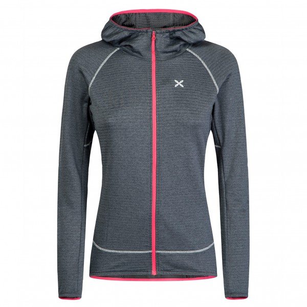 Montura - Thermal Grid Maglia Woman - Giacca in pile
