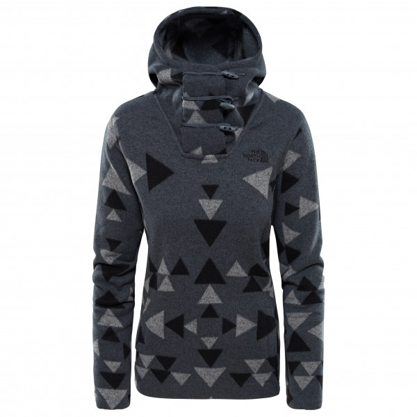 The North Face - Women's Crescent Hooded Pullover - Fleecetröjor