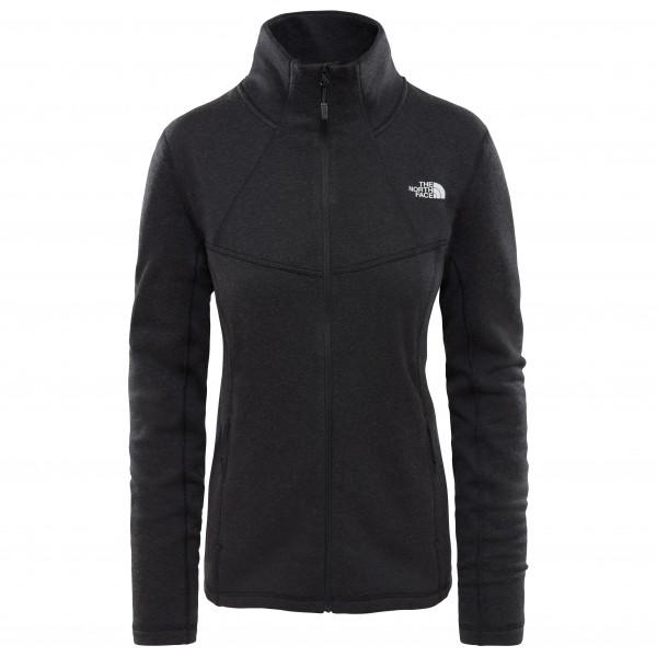 The North Face - Women's Inlux Wool F/Z Jacket - Yllejacka