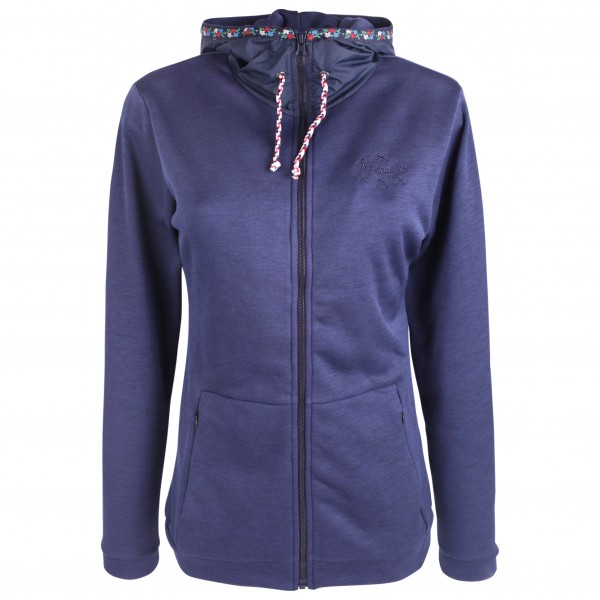 Alprausch - Women's Chlätter-Marie Technical Fleece - Fleecejack