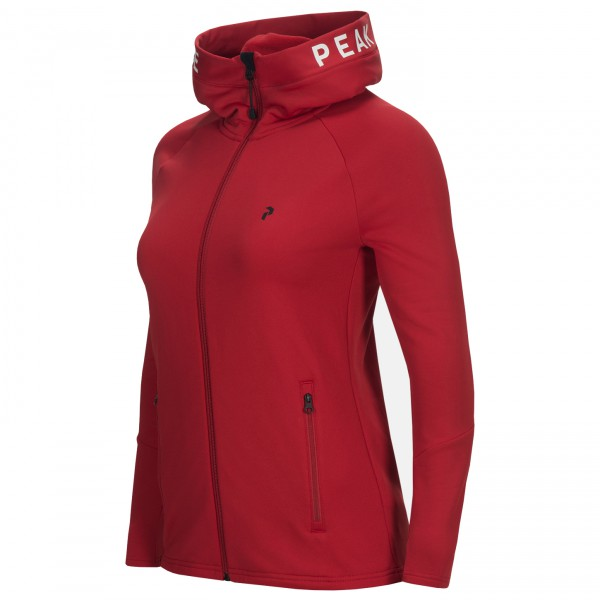 Peak Performance - Women's Rider Zip Hood - Fleece jacket