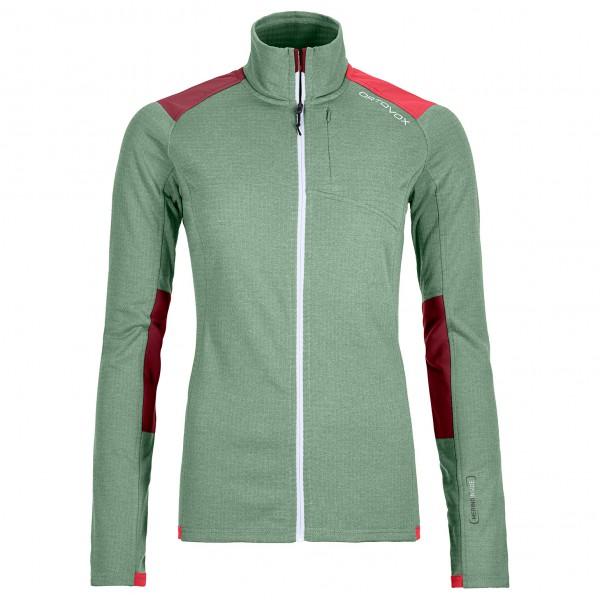 Ortovox - Women's Fleece Light Grid Jacket - Fleecejakke