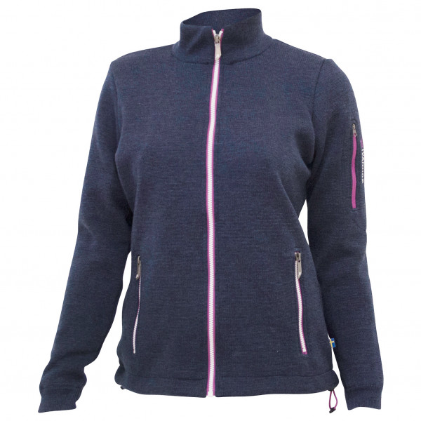 Ivanhoe of Sweden - Women's Flisan Full Zip - Yllejacka