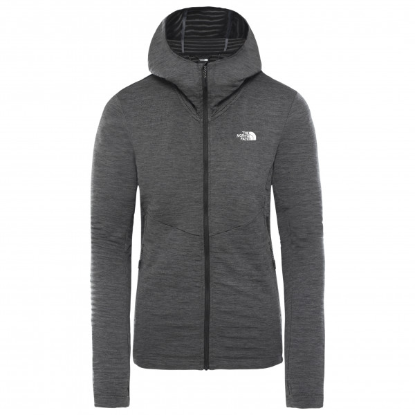 The North Face - Women's Impendor Light Midlayer Hoodie - Forro polar