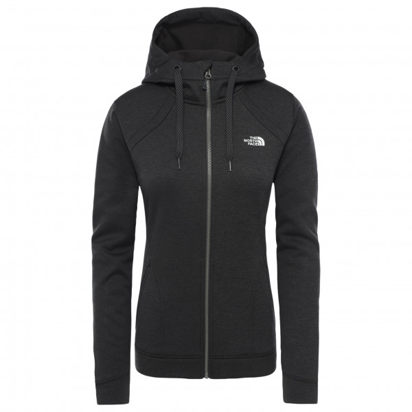 The North Face - Women's Kutum Fullzip Hoodie - Forro polar