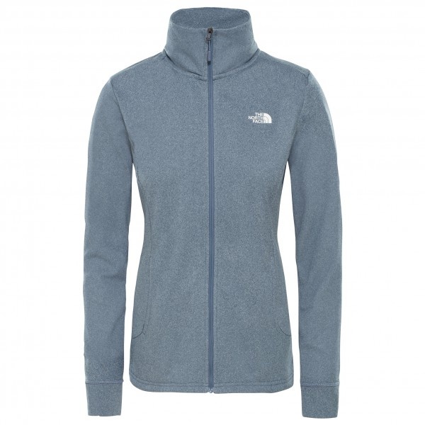 The North Face - Women's Quest Fullzip Midlayer - Fleece jacket