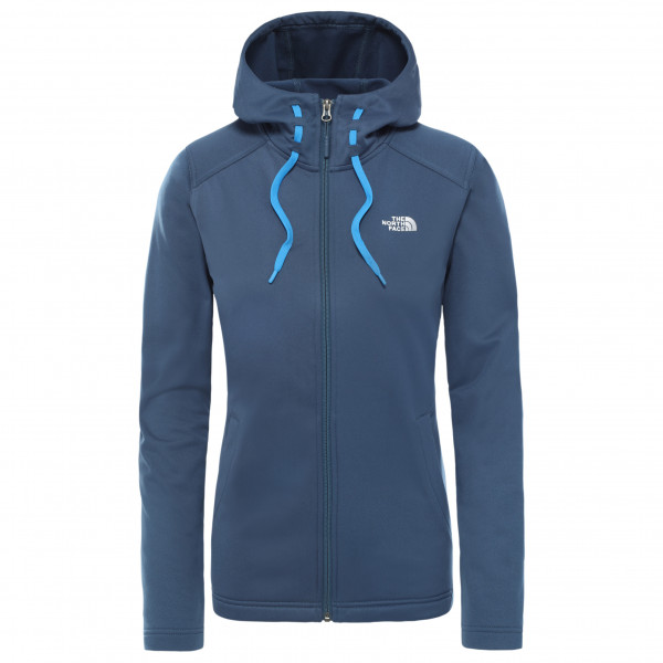 The North Face - Women's Tech Mezzaluna Hoodie - Forro polar