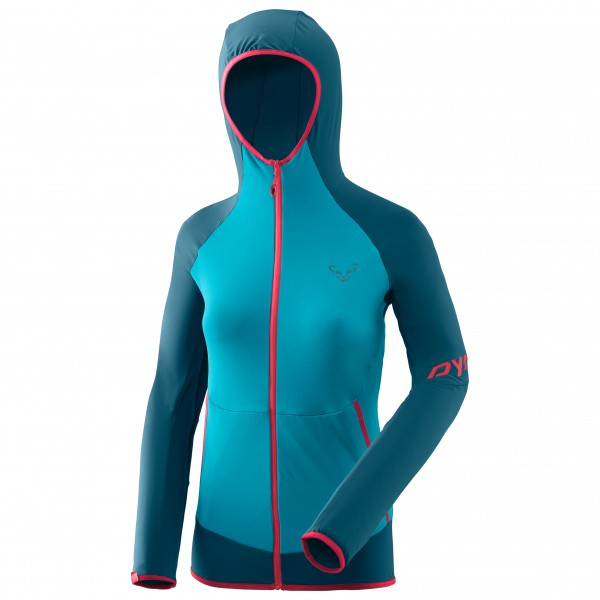 Dynafit - Women's Transalper Light Polartec Hoody - Fleece jacket