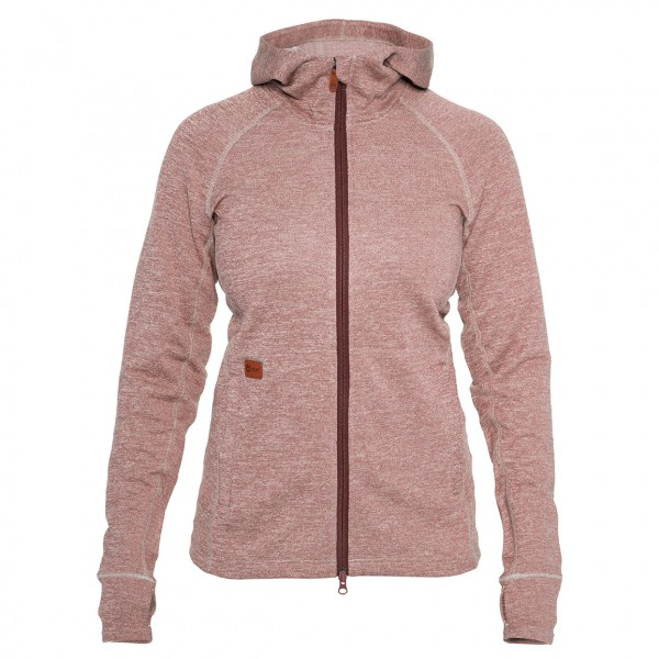 Röjk - Women's Drifter Merino Hoodie - Fleece jacket