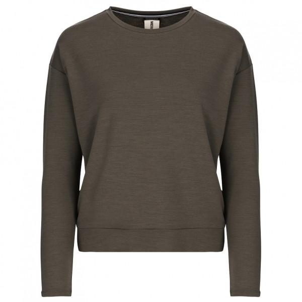 SuperNatural - Women's Jonser Sweater - Överdragströjor merinoull