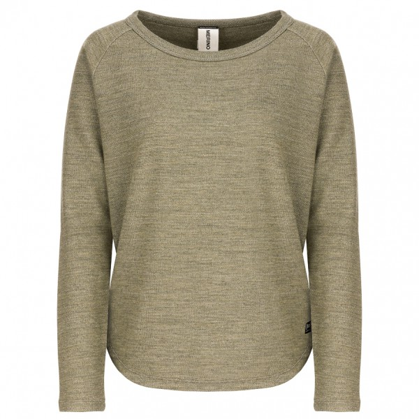 SuperNatural - Women's Knit Sweater - Merino jumper