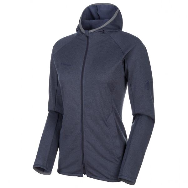 Mammut - Women's Nair ML Hooded Jacket - Fleece jacket