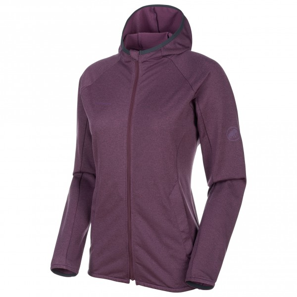 Mammut - Women's Nair ML Hooded Jacket - Fleecejacke