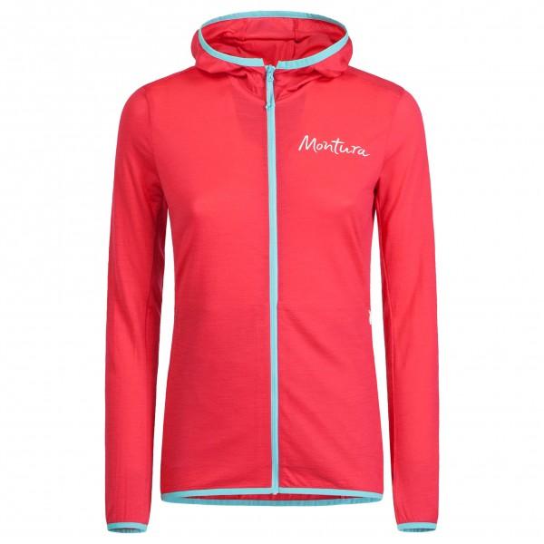 Montura - Women's Merino Sky Hoody Maglia - Wool jacket