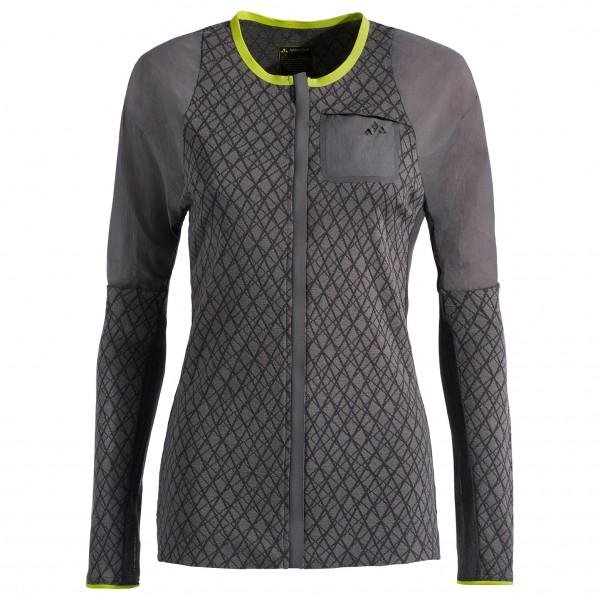 Vaude - Women's Green Core Tricot - Cycling jersey