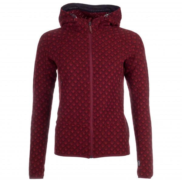 Tatonka - Women's Kolma Hooded Jacket - Uldjakke