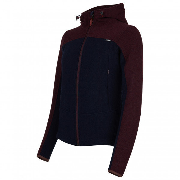 Tatonka - Women's Lakho Hooded Jacket - Veste en laine