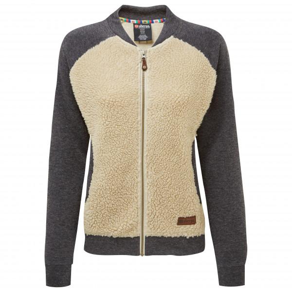 Women's Arya Bomber Jacket - Fleece jacket