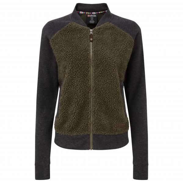 Sherpa - Women's Arya Bomber Jacket - Fleece jacket