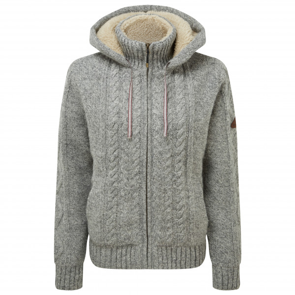 Sherpa - Women's Kirtipur Cable-Knit Sweat - Merinopullover